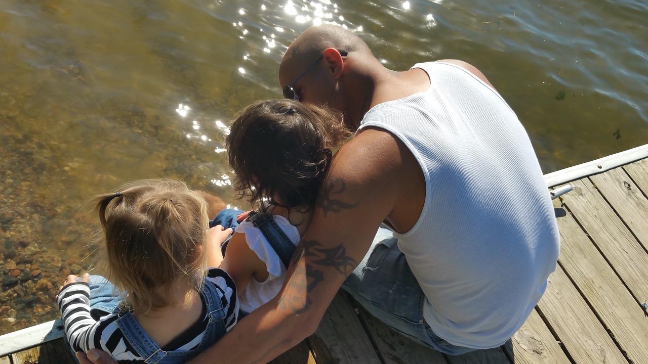 Hur uppfostrar man sitt barn som ensamstående?