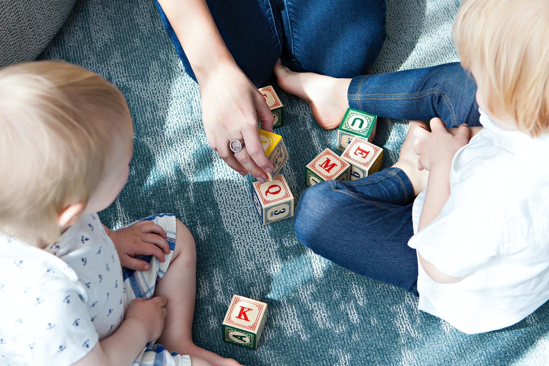 Hitta balansen mellan egen tid och barnaktiviteter